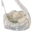 LD Irish Linen Sling Bag IRNAT/Grand